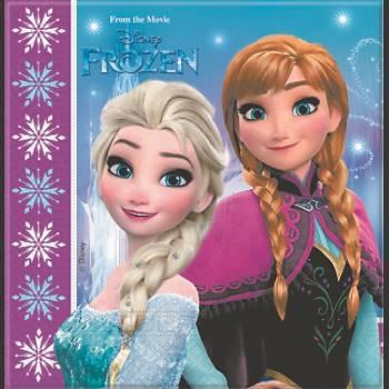 Lisanslý Elsa Frozen Peçete 16'lý