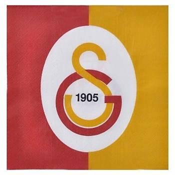 Lisanslý Galatasaray Peçete16'lý