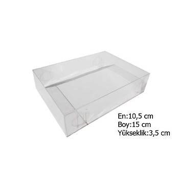 Asetat Kutu (Yasin için) 3,5 - 10 - 15cm