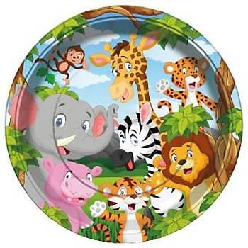 Safari Karton Tabak 8'li