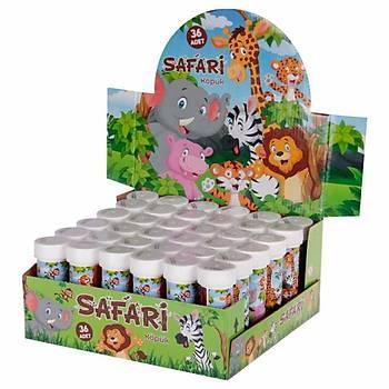 Safari Köpük Baloncuk 5 Adet