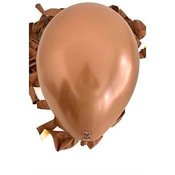 Bakýr Krom Balon 40 cm - 10 Adet