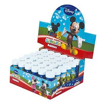 Mickey Mouse Köpük Baloncuk 5 Adet
