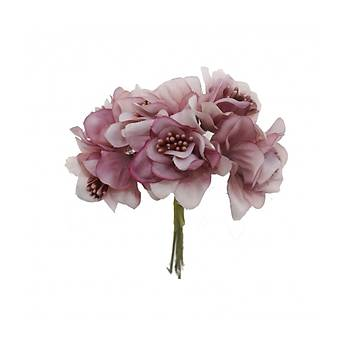 Tohumlu Kumaþ Çiçek 1 Demet