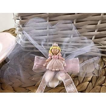 Mini Prenses Biblolu Bebek Þekeri