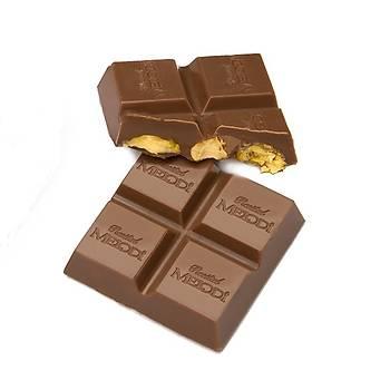 Gold Kuðu Pleksili Çikolata - Bebek Çikolatasý