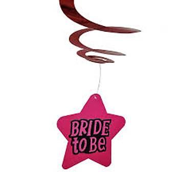 Bride To Be Sarkýt Süs 6'lý