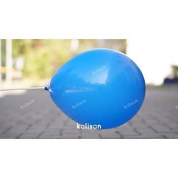 Koyu Mavi Dekorasyon Balonu 12 inc – 30 cm 100 Adet