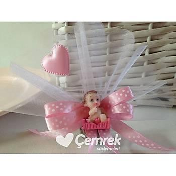 Kalpli ve Mini Bebek Biblolu Bebek Þekeri