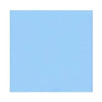 Düz Mavi Peçete 16'lý