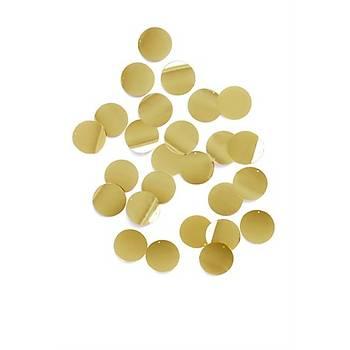 Þeffaf Balon Konfetisi Gold