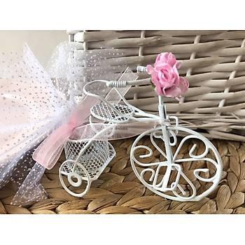 Beyaz Bisiklet Þeker
