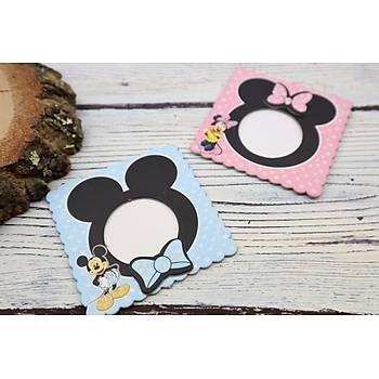 Minnie - Mickey Çerçeve