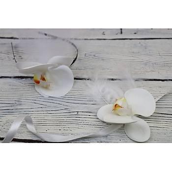 Orkide Taç ve Nedime Bilekliði