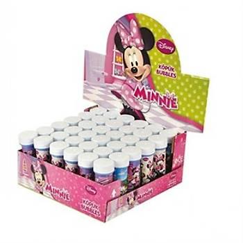Minnie Mouse Köpük Baloncuk 5 Adet