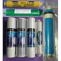 7 Li Filtre Seti Takým Mineral + Alkali Su Arýtma Cihazlarý Filtresi