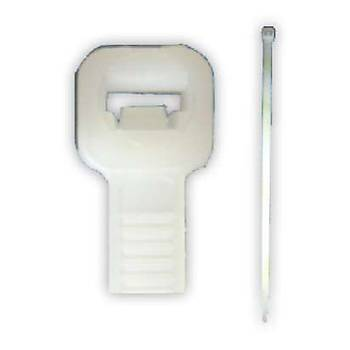 Kablo Baðý Beyaz 4 6X199mm 100 Adet