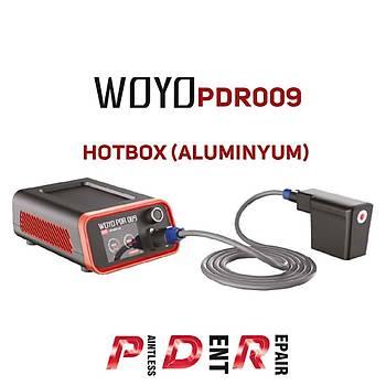 Pdr Isý Ýle Manyetik Kaporta Göçük Düzeltme Makinesi Hotbox (Aluminyum Sac) WOYO-PDR009