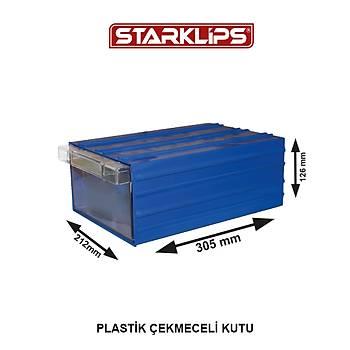 Plastik Çekmece 501 212X126X305