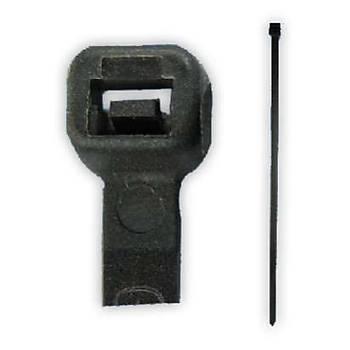Kablo Baðý Siyah 3.6X150mm 100 Adet