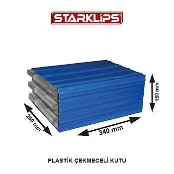 Plastik Çekmece 513 260X340X150