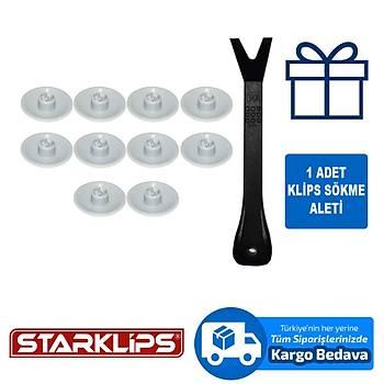 Klips Somun 51488126849 BMW 60524790 Fiat Opel 107840 15 Adet
