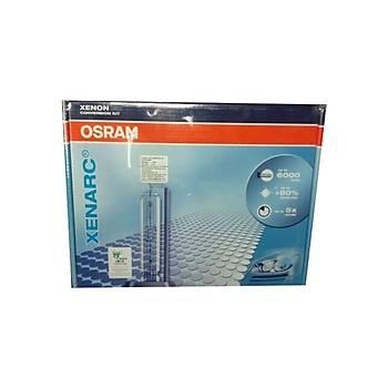 Xenon Far Seti H4 6000K 35W Osram