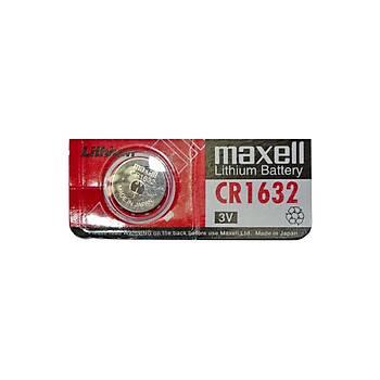 Lityum Pil 3V Cr 1632 Maxell 2 Adet