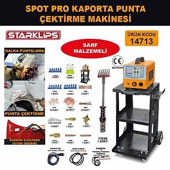 Spot Pro Set Kaporta Punta Çektirme (111 Parça)