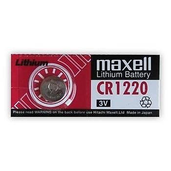 Lityum Pil 3V Cr 1220 Maxell 3 Adet
