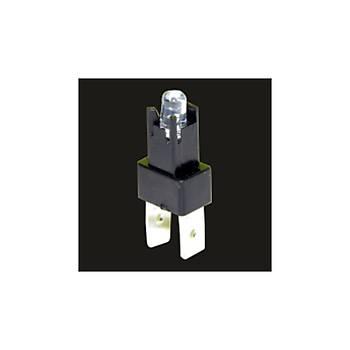 Gösterge Ampulu Led Beyaz 12V 30Ma MF03 T5 2 Adet