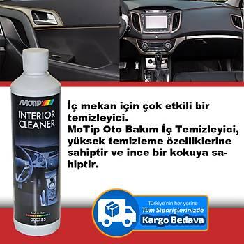 Oto Bakým Araç Ýçi Temizleyici 500 Ml Motip 00755