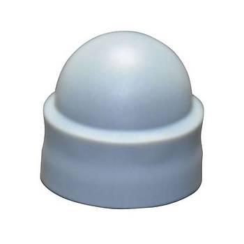 Civata Kapaðý M10 Gri (Kendinden Pullu) 10 Adet