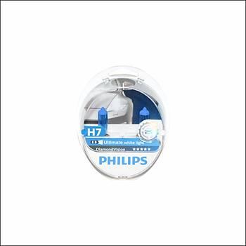 Far Ampul Seti H7 12V 55W Diamond Vision Philips