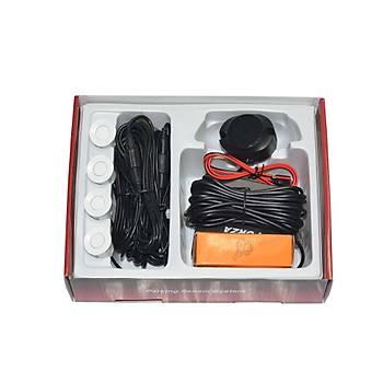 Park Sensörü Ses Ýkazlý Beyaz 22mm Forza Ps-01