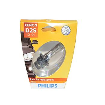 Far Ampul D2S Xenon 85V 35W 4600K Philips