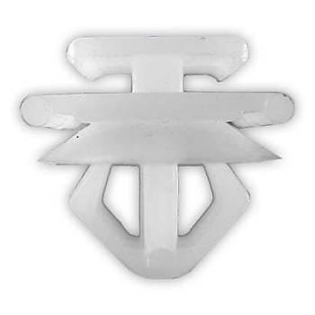 Panjur Oto Agraf Oto Klips Uç Beyaz 6995 X3 Peugeot 206-306 15 Adet