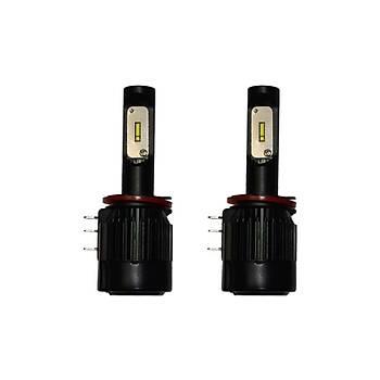 H15 36W Xenon Led Far Headlight 6000K C6