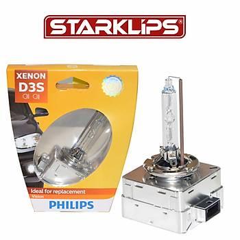 Far Ampul D3S Xenon 42V 35W 4600K Philips