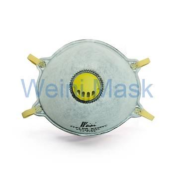 Toz Maskesi FFP 2 Ventilli Aktif Karbonlu