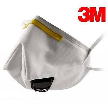 3M K111 Ventilli Toz Maskesi FFP1 V