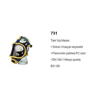 Climax 731-C Tam Yüz Maske