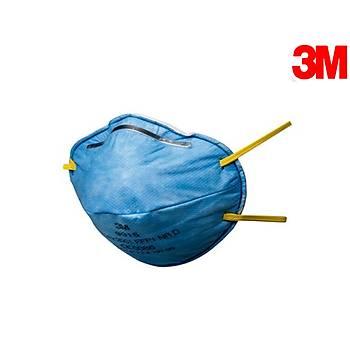 3M™ 9915 FFP1 Düþük Kons. Asit Gaz ve  Toz ve Sis  Maskesi