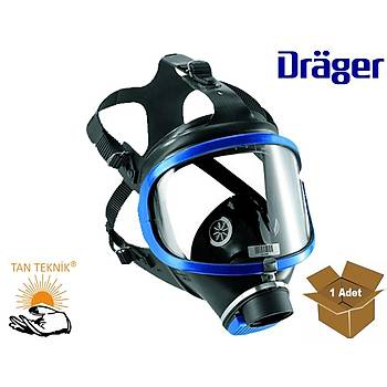 Drager X-plore 6300 Tam Yüz Gaz Maskesi