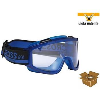 Koruyucu Gözlük Cross 601