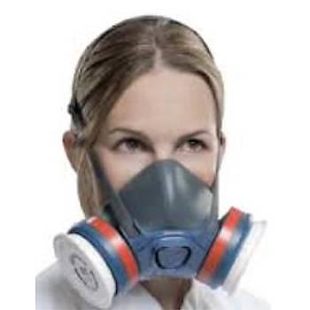 Yarým Yüz Maske 7000 A1B1E1K1 P3