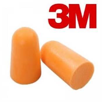 3M 1100 Kulak Tıkacı Kordonsuz 200 Çift