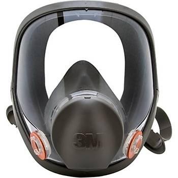 3M Tam Yüz Maskesi 3M 6800(Orta Boy)
