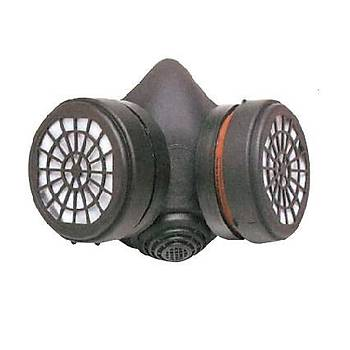 Yarım Yüz Maske CLIMAX 755 ABEK1 Filitreli
