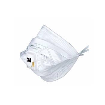 3M 9162E Ventilli Toz Maskesi FFP2 ( N95 ) VFLEX